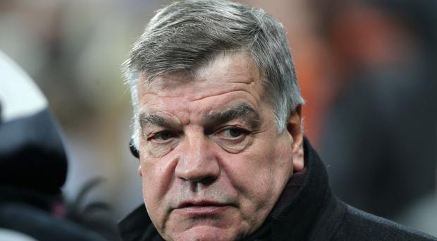 Everton manager Sam Allardyce is giving his players a simple message