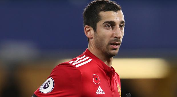 Jose Mourinho is reportedly ready to offload midfielder Henrikh Mkhitaryan