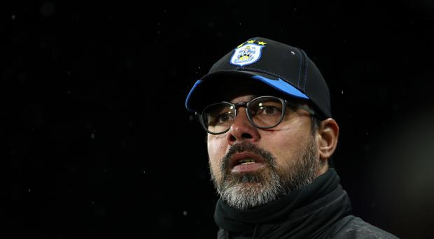 Huddersfield head coach David Wagner is thinking only of his side