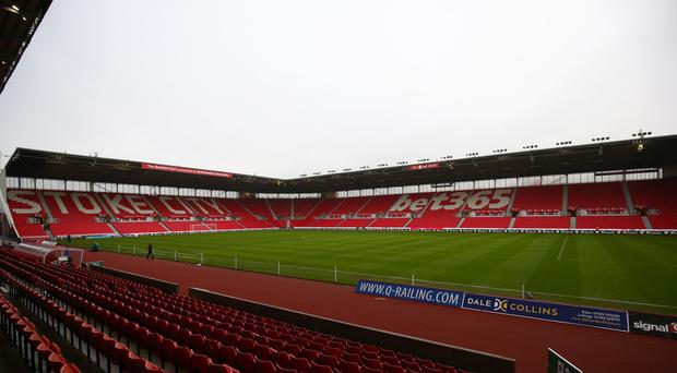 Stoke face West Ham at the bet365 Stadium