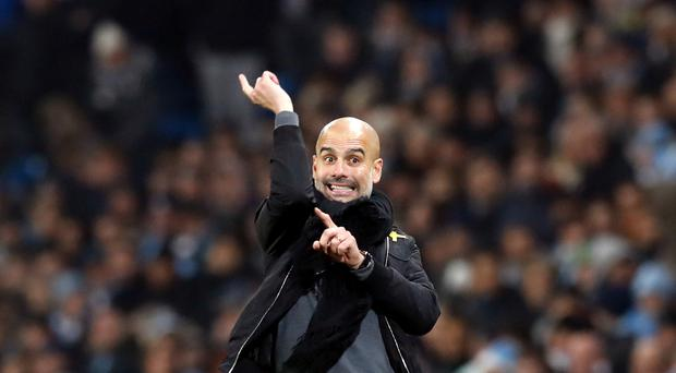 Pep Guardiola's Manchester City claimed another impressive win