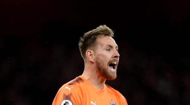 Rob Elliot wants Newcastle to turn their season around
