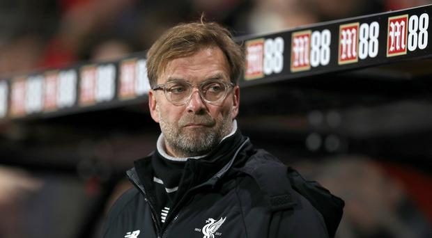 Jurgen Klopp saw his side turn in another impressive attacking display