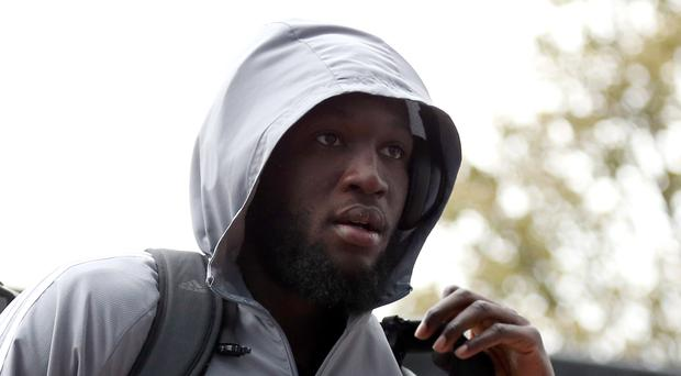 Romelu Lukaku was arrested in July by officers responding to five noise complaints in as many days at the Beverly Hills home where he was staying