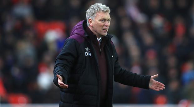 David Moyes appears to be instigating a revival at West Ham
