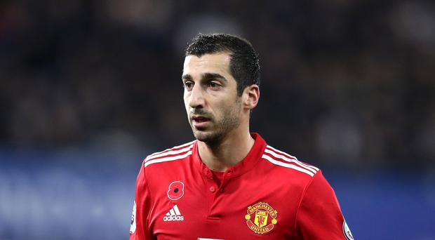Henrikh Mkhitaryan has been linked with a move away from Old Trafford again