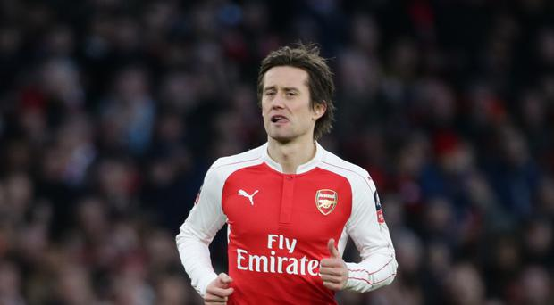 Tomas Rosicky enjoyed a 10-year spell at Arsenal before returning to Sparta Prague in 2016.