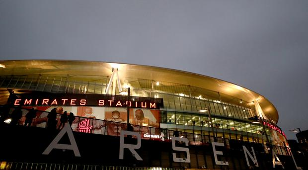 Arsenal have said they are dealing with a mouse infestation at their Emirates Stadium home