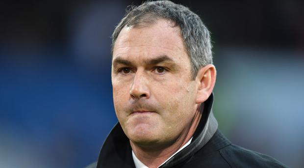 Swansea are looking for a new manager following Paul Clement's sacking