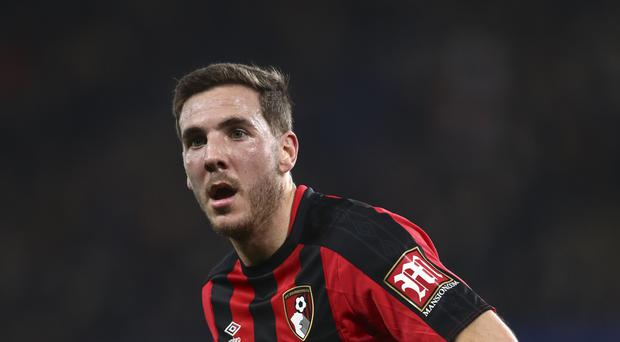 Bournemouth's Dan Gosling is targeting an upset of Premier League leaders Manchester City on Saturday
