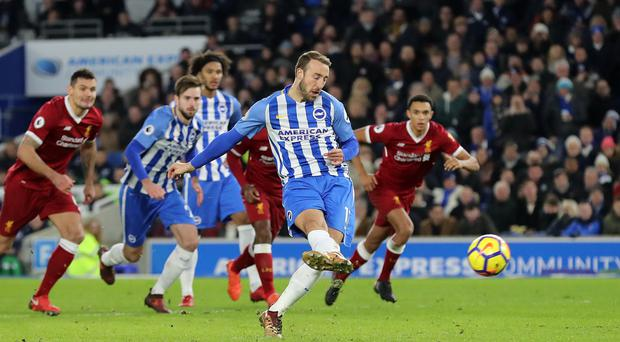 Glenn Murray will take Brighton's next penalty