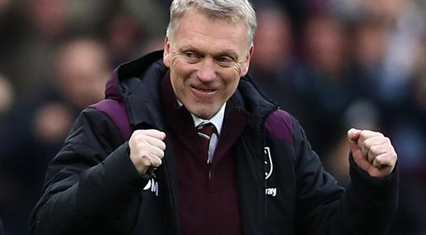 West Ham have improved since David Moyes took over as manager