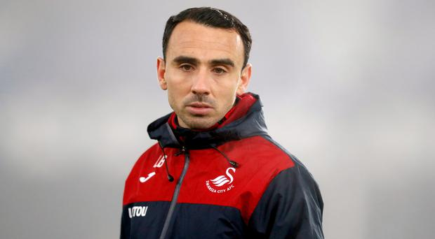 Leon Britton is in temporary charge at Swansea
