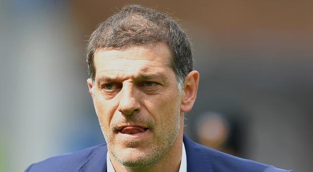 Slaven Bilic wants a break before returning to management