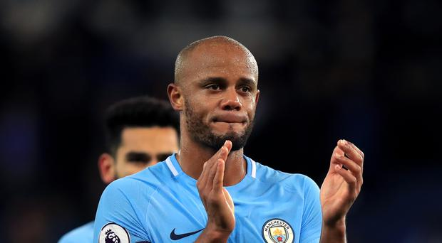 Manchester City captain Vincent Kompany has warned against complacency