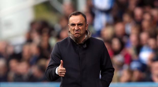 Carlos Carvalhal is the new man in charge at Swansea