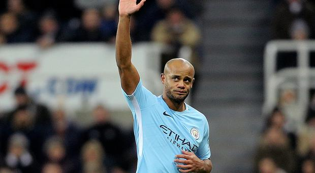Vincent Kompany's latest injury is not as bad as feared