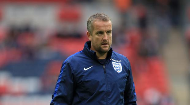 Former England goalkeeping coach Martyn Margetson, pictured, has joined Sam Allardyce at Everton