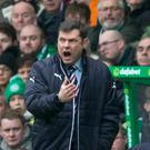 Rangers manager Graeme Murty saw his side take a point at Celtic