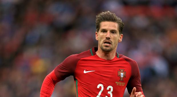 Adrien Silva has had to wait four months to become eligible to play for Leicester