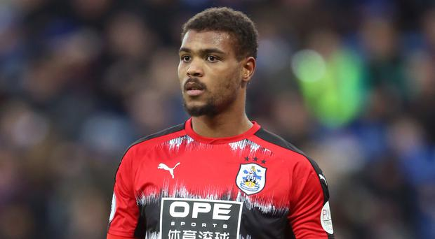Huddersfield's Steve Mounie felt the Terriers' mistakes cost them in defeat at Leicester.