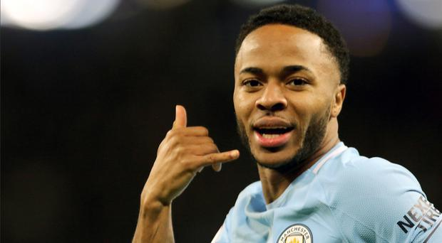Raheem Sterling struck early as Manchester City brushed past Watford