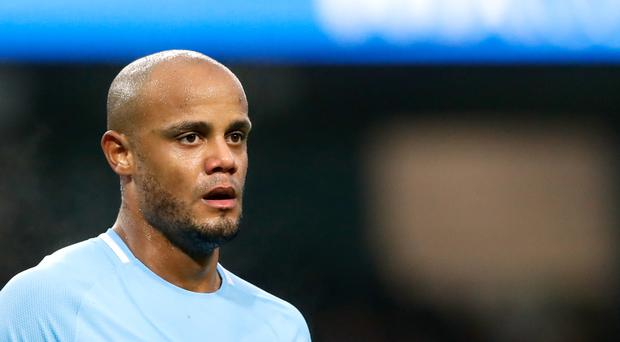Manchester City's Vincent Kompany has been studying ticket prices