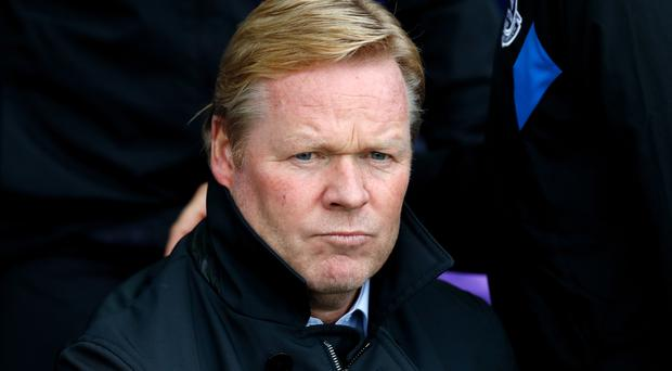 Could Ronald Koeman take over at Stoke?