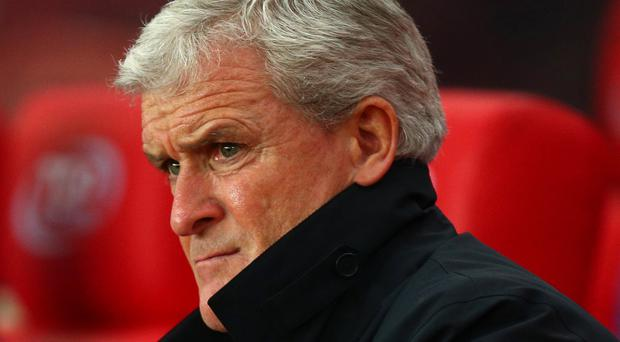 EPL: Stoke City sack Mark Hughes after FA Cup exit