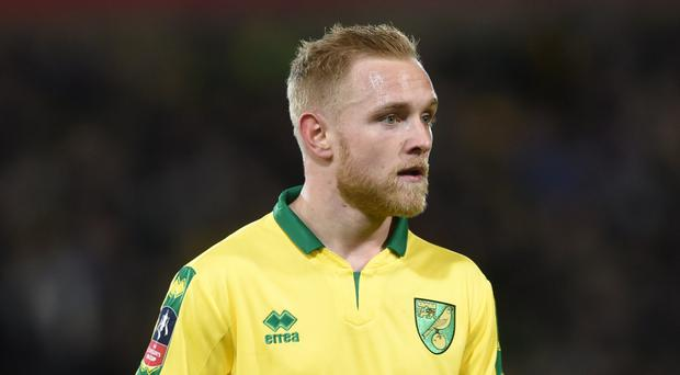 Norwich midfielder Alex Pritchard could leave Carrow Road for Huddersfield this month