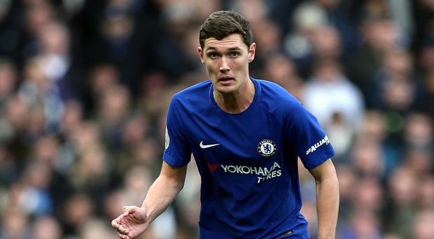 Andreas Christensen has signed a new Chelsea deal
