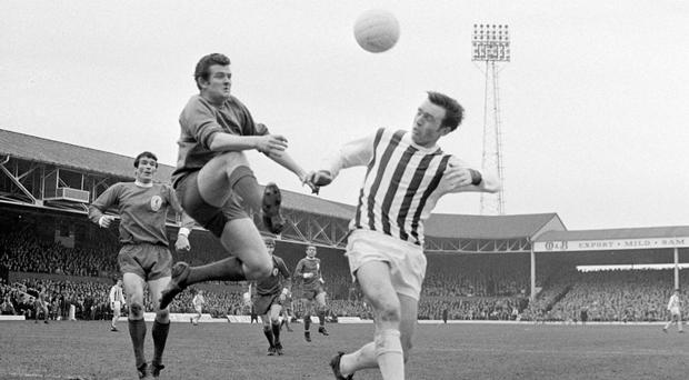 Liverpool great Tommy Lawrence dies