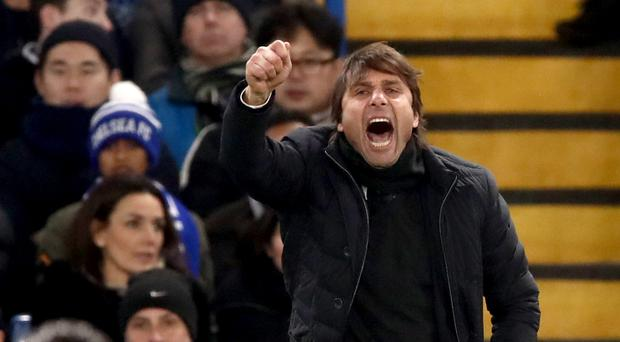 Antonio Conte's future at Chelsea is again the subject of speculation