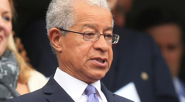 Lord Ouseley believes football has a major problem with racism