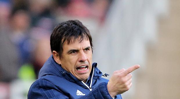 Sunderland manager Chris Coleman saw his side well beaten by Cardiff on his return to Wales.