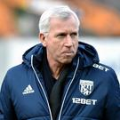 Alan Pardew claimed his first win as Baggies boss