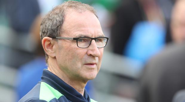 Republic of Ireland manager Martin O'Neill has been linked with the vacancy at Stoke