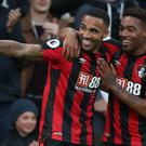 Callum Wilson, left, and Jordon Ibe turned the game around for Bournemouth