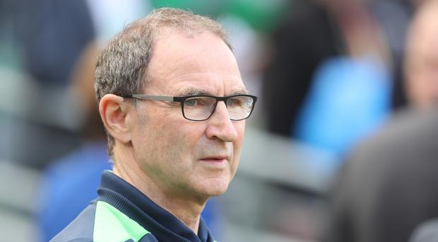 Republic of Ireland manager Martin O'Neill will not be Stoke's next boss