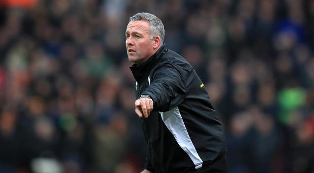 Stoke appoint Paul Lambert as replacement for sacked Mark Hughes