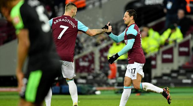 West Ham United v AFC Bournemouth – Premier League – London Stadium