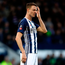 Club probe: West Brom's Northern Ireland ace Jonny Evans