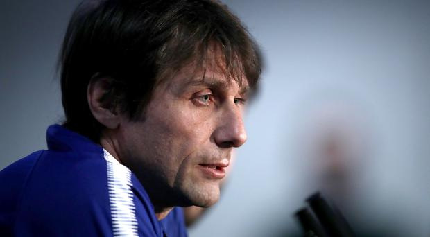 Antonio Conte's Chelsea future is in doubt