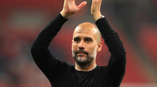 Manchester City will be keen to extend manager Pep Guardiola's contract