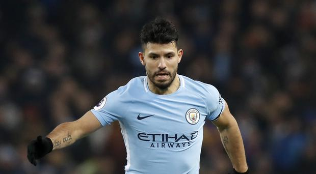 Guardiola Hints Aguero Is Facing Fitness Problem Ahead Russia 2018