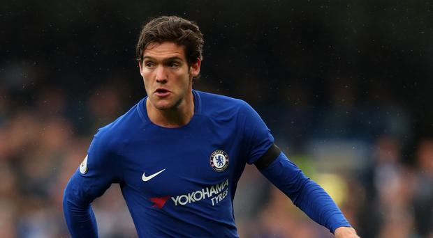 FA Charges Chelsea's Alonso With Violent Conduct