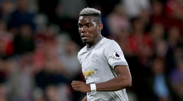 Jose Mourinho was impressed by Paul Pogba''s display against Bournemouth