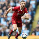 Liverpool captain Jordan Henderson has a Champions League dream.