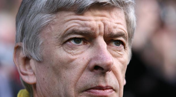 Arsene Wenger File Photo