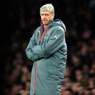 Rollercoaster ride: Arsene Wenger will leave Arsenal after recent criticism and fan protests